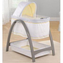 Кроватка-люлька Summer Infant BentWood (графит)