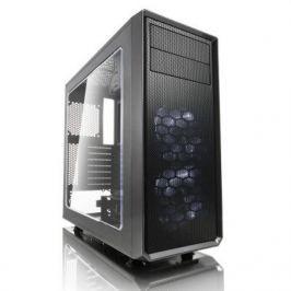 Корпус ATX Fractal Focus G Window Без БП чёрный FD-CA-FOCUS-BK-W
