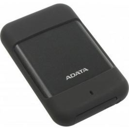 """Внешний жесткий диск 2.5"""" USB3.0 2Tb Adata HD700 AHD700-2TU3-CBK черный"""