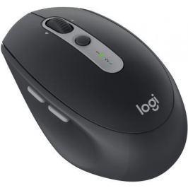 Мышь беспроводная Logitech M590 темно-серый USB + Bluetooth 910-005197