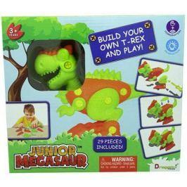 Интерактивная игрушка Junior Megasaur Собери динозавра от 3 лет