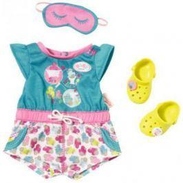 "Одежда для кукол Zapf Creation ""Беби Бон"" - Пижамка с обувью"