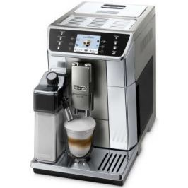 Кофемашина DeLonghi ECAM650.55.MS серебристый