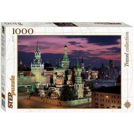 Пазл Step Puzzle Красная площадь Москва 1000 элементов 79075