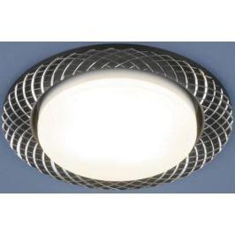 Встраиваемый светильник Elektrostandard 1071 GX53 BK черный 4690389102820