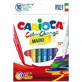 Набор фломастеров CARIOCA MAGIC 6 мм 10 шт 42737