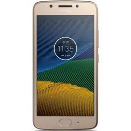 Смартфон Motorola G5S 32 Гб золотистый (PA7W0022RU)