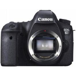 """Фотоаппарат Canon EOS M6 24.2Mpix 3"""" 1080p WiFi LP-E17 черный 1724C002"""