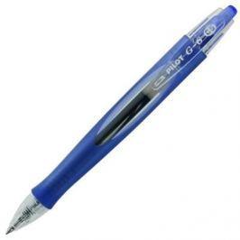 Гелевая ручка автоматическая Pilot G-6 синий 0.5 мм BL-G6-5-L