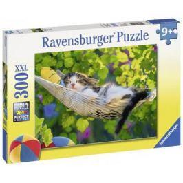Пазл Ravensburger Кошка в гамаке 300 элементов 13204