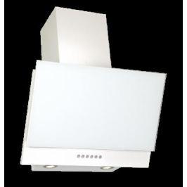 Вытяжка каминная Elikor Рубин S4 60П-700-Э4Д перламутровый/белое стекло