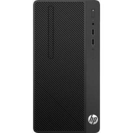 Системный блок HP 290 G1 MT G4560 3.5GHz 4Gb500Gb HD610 DVD-RW Win10Pro черный 1QN71EA