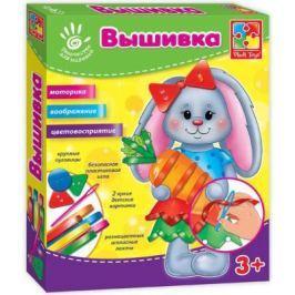 Шнуровка Vladi toys Зайка VT4701-01