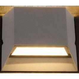 Уличный настенный светодиодный светильник Elektrostandard 1614 Techno LED Ofion Double 4690389086076