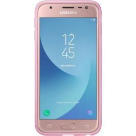 Чехол Samsung EF-AJ330TPEGRU для Samsung Galaxy J3 2017 Jelly Cover розовый