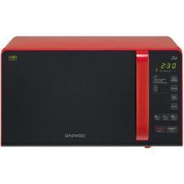 СВЧ DAEWOO KQG-663R 700 Вт чёрно-красный
