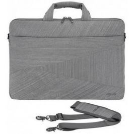"""Сумка для ноутбука 15"""" ASUS ARTEMIS BC250 полиэстер серый"""
