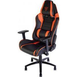 Кресло компьютерное игровое ThunderX3 TGC30-BO черный оранжевый 4710700951477
