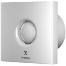 Вентилятор вытяжной серии Rainbow EAFR-120TH white с таймером и гигростатом