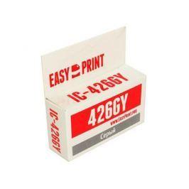 Картридж EasyPrint CLI426GY для Canon PIXMA MG6140/MG6240/MG8140/MG8240 серый IC-CLI426GY