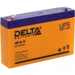 Батарея Delta HR 6-9 9Ач 6B