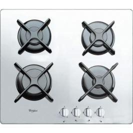 Варочная панель газовая Whirlpool GOR 6414/WH белый