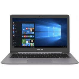 """Ноутбук Asus Zenbook UX310UQ-FC518T Core i3 7100U/4Gb/SSD128Gb/nVidia GeForce 940MX/13""""/FHD (1920x1080)/Windows 10/grey/WiFi/BT/Cam серый 90NBOCL1-M07860"""
