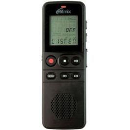 Цифровой диктофон Ritmix RR-810 8Гб черный