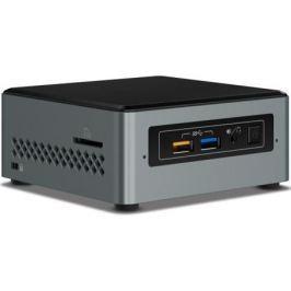 """Intel NUC [BOXNUC6CAYSAJ] Cel J3455, 2GB SODIMM (2xslot DDR3L SODIMM (max 8GB)), 32GB eMMC+2.5"""" SATA SSD/HDD+SDXC UHS-I, Wireless-AC 3168 (M.2 30mm) Bluetooth 4.2, Intel HD Graphics, HDMI+Combo, Win"""