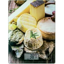 Весы кухонные Scarlett SC-KS57P14 рисунок