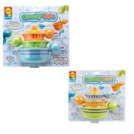 """Пластмассовая игрушка для ванны ALEX """"Чашки-уточки"""""""