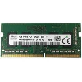 Оперативная память для ноутбуков SO-DDR4 4Gb PC19200 2400MHz Hynix HMA851S6AFR6N-UHN0