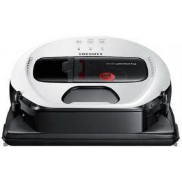 Робот-пылесос Samsung VR10M7010UW сухая уборка белый чёрный