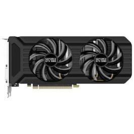 Видеокарта 3072Mb Palit GeForce GTX1060 Dual PCI-E 192bit GDDR5 DVI HDMI DP HDCP OEM NE51060015F9-1061D