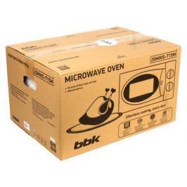СВЧ BBK 20MWS-715M/W 700 Вт белый