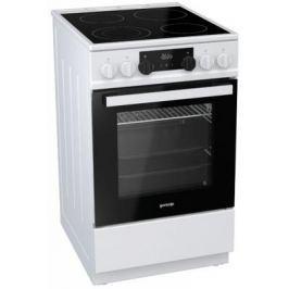 Электрическая плита Gorenje EC5354WC-B белый