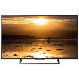 Телевизор SONY KD-75XE8596BR2 черный