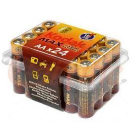 Батарейки KODAK Max LR6-24 24 AA PVC 24/480/19200 LR6 24 шт