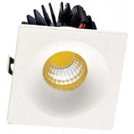Встраиваемый светодиодный светильник Donolux DL18571/01WW-White SQ Dim