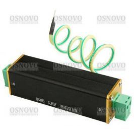 Устройство грозозащиты OSNOVO SP-D для защиты шин передачи данных RS485 Скорость до 10 Мбит/с