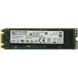 Твердотельный накопитель SSD M.2 256Gb Intel 545s Series Read 550Mb/s Write 500Mb/s SATAIII SSDSCKKW256G8X1 958687