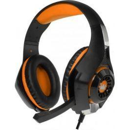 Гарнитура Crown CMGH-102T Orange оранжевый черный