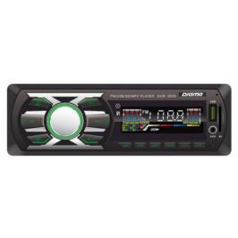 Автомагнитола Digma DCR-300G USB MP3 FM 1DIN 4x45Вт черный