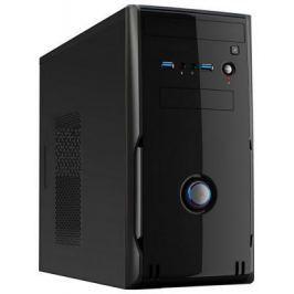 Корпус microATX PowerCool 6016-BK 500 Вт чёрный