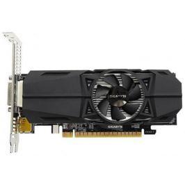 Видеокарта 2048Mb Gigabyte GeForce GTX1050 PCI-E 128bit GDDR5 DVI HDMI DP GV-N1050-2GL Retail