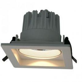 Встраиваемый светодиодный светильник Arte Lamp Privato A7018PL-1WH