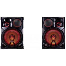 Акустика LG NS9960 для минисистемы CM9960 4800Вт черный