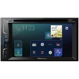 "Автомагнитола Pioneer AVH-Z1000DVD 6.2""USB MP3 CD DVD FM 2DIN 4x50Вт черный"