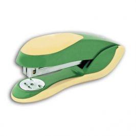 Степлер FUSION, скоба № 24/6, на 20 листов, металлический корпус, зеленый/желтый IFS720GN/YL