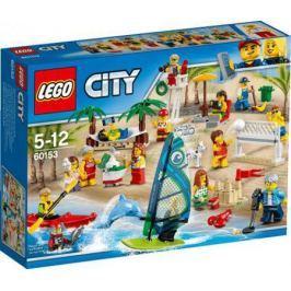Конструктор LEGO Отдых на пляже 60153 169 элементов